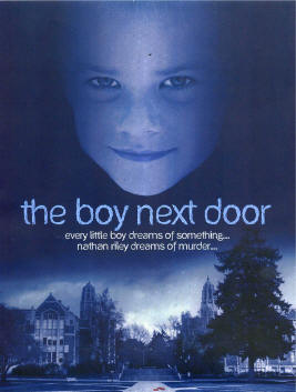 Nathan Riley, The Boy Next Door by Jayson L Amoroso