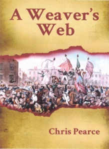 A Weaver's Web ebook cover 300 dpi