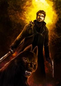 OA - Luke and Shadow
