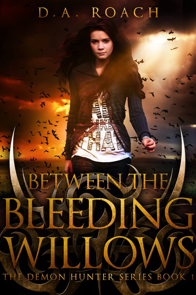 Between the Bleeding Willows Cover